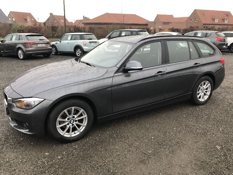Bmw SERIE 3 TOURING (F31) 316D 116CH BUSINESS Diesel GRIS Occasion à vendre