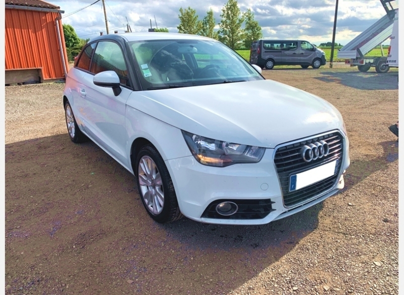 Audi A1 1.2 TFSI 86CH ATTRACTION Essence INC Occasion à vendre
